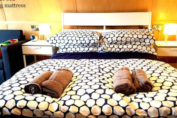cropod double bed