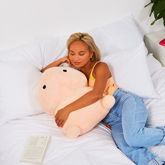 cuddly giant penis pillow