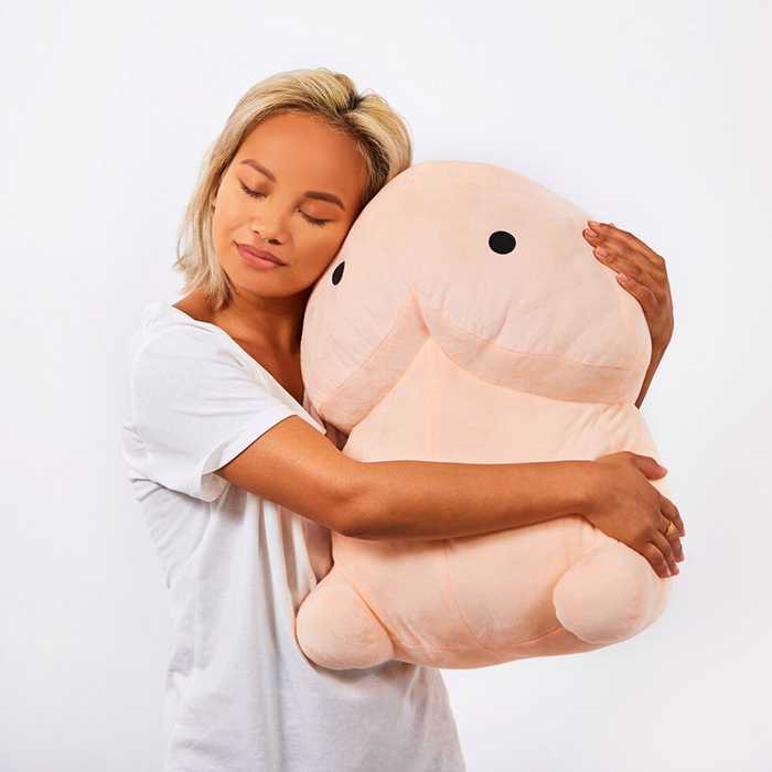 giant pierre the penis pillow