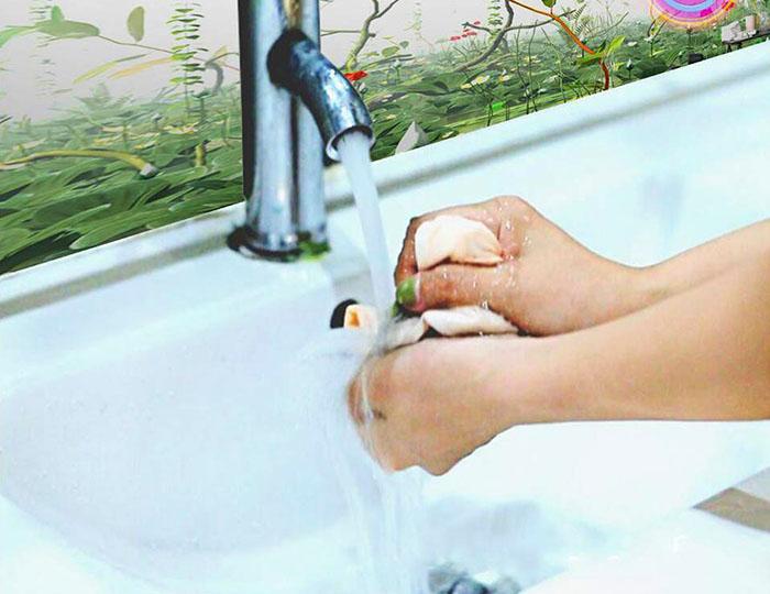 handwash underwear