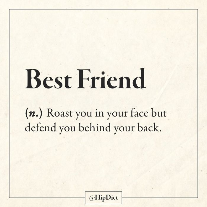 hipdict funny word meanings best friend