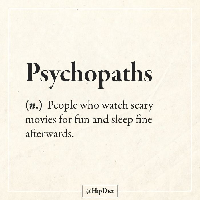 hipdict funny word meanings psychopaths