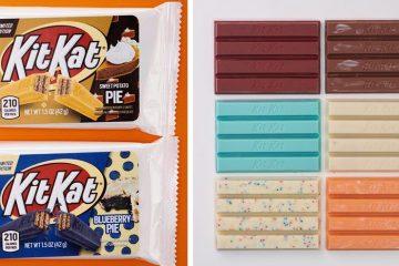 kit kat new flavors