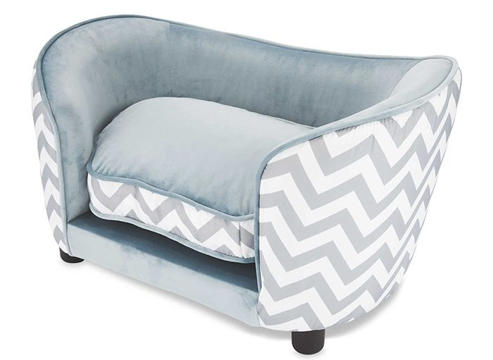 luxury sofa bed for dogs grey