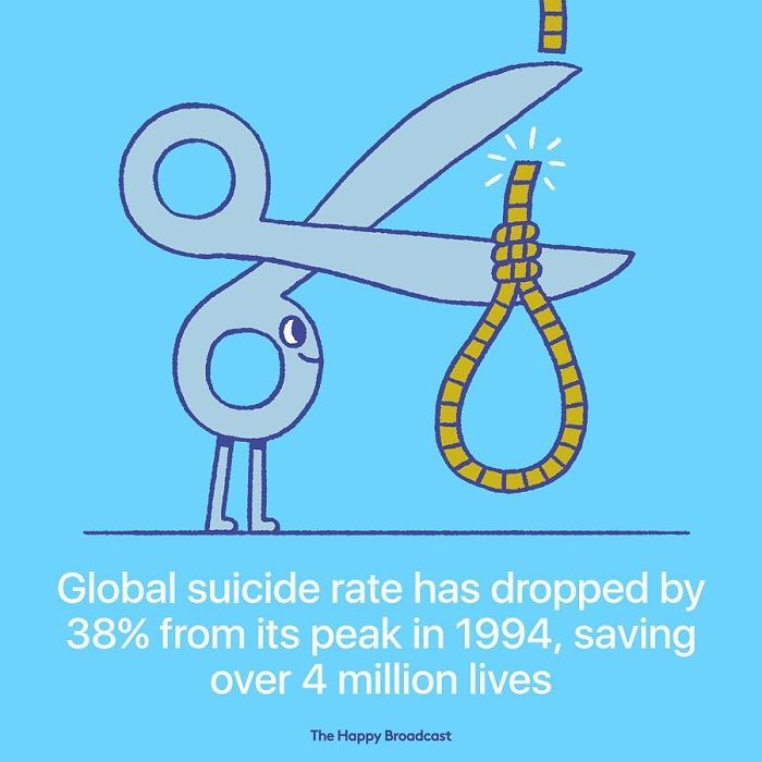 mauro gatti illustrations global suicide rate reduced