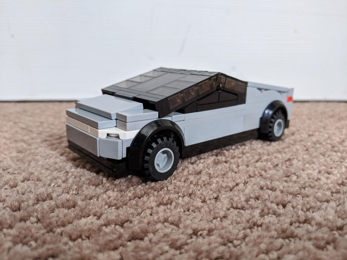 shatterproof LEGO truck by logdog18