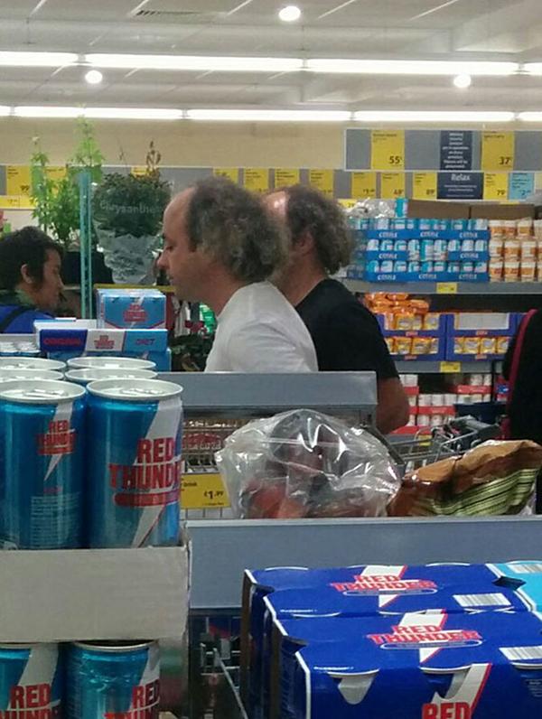 supermarket doppelgangers