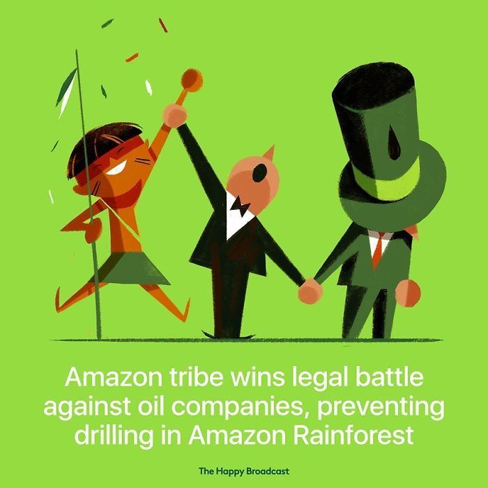 the happy broadcast amazon tribe wins legal battle