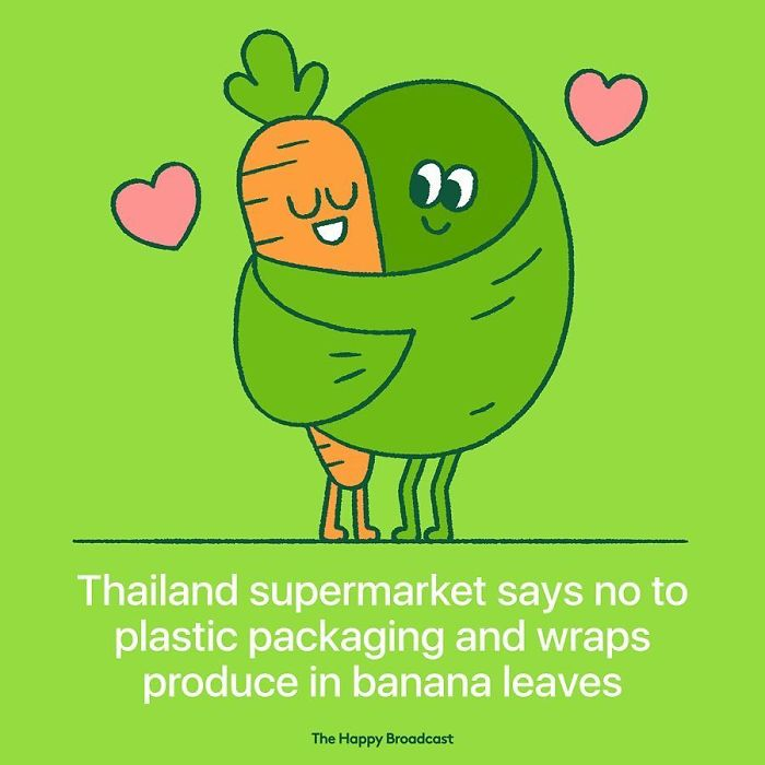 the happy broadcast thailand organic packaging