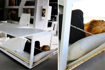 the nap desk