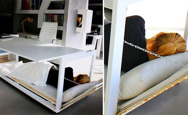 the nap desk
