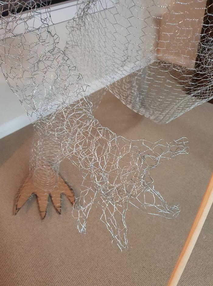 treezilla construction hand and feet