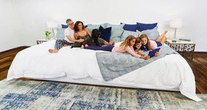 12-foot Beds