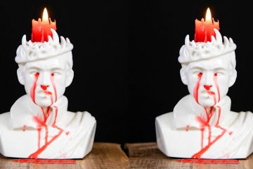 Bleeding Joffrey Candle
