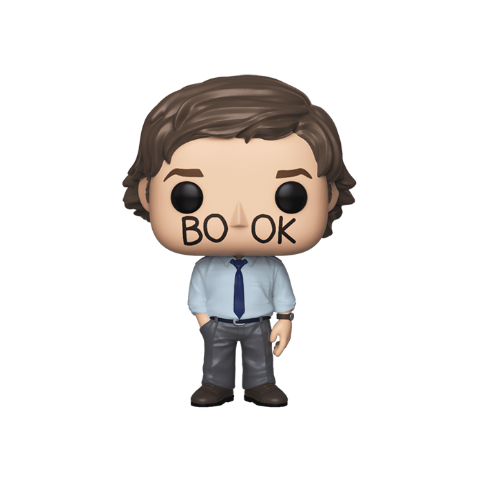 Bookface Jim Funko Pop Figure
