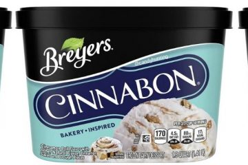 Breyers Cinnabon Ice Cream