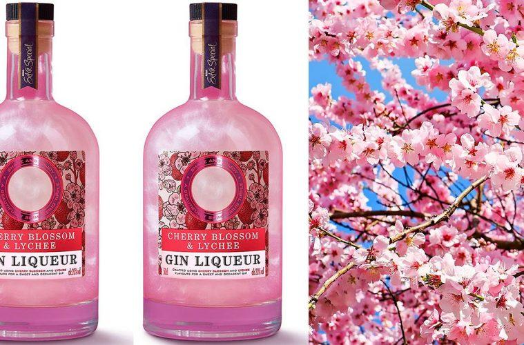 Cherry Blossom Gin