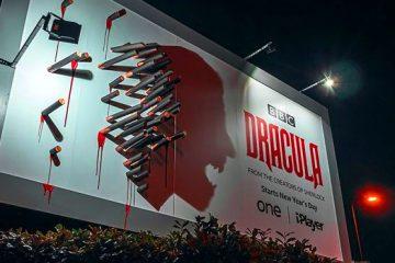 Dracula Shadow billboard
