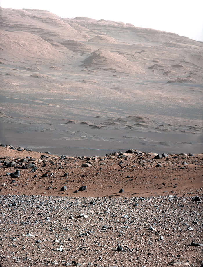 Focusing the 100-millimeter Mastcam