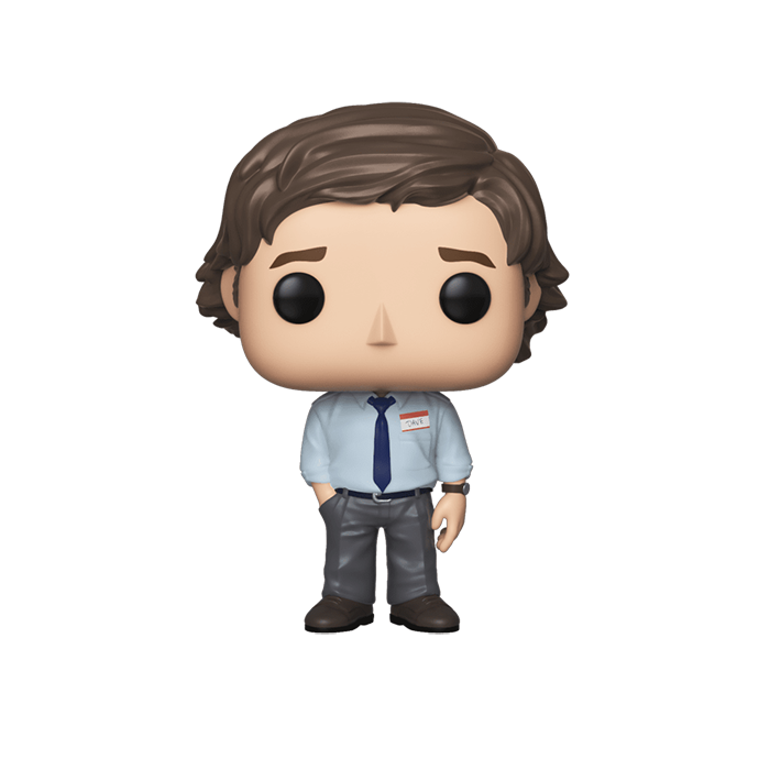 Jim Halpert from The Office Funko Pop