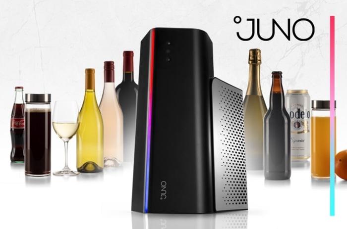 Juno Reverse Microwave Beverage Cooler