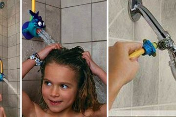 Kids Shower head