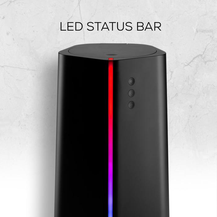 LED Status Bar