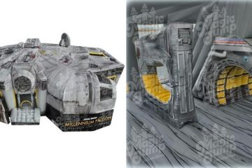 Millennium Falcon Bounce House