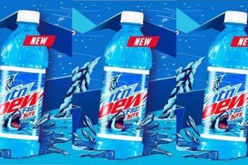 Mountain Dew Frostbite