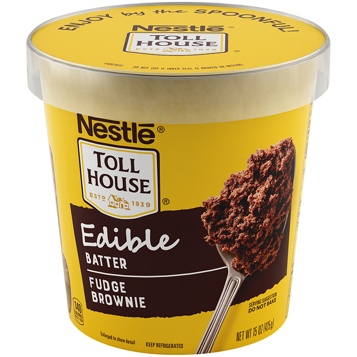 Edible Brownie Batter