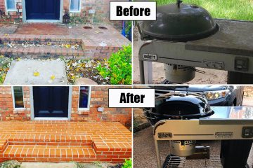 Power Washing transformations