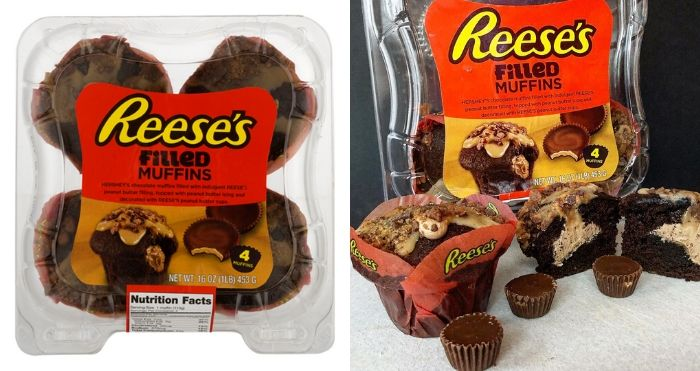 Reese's Filled Muffins