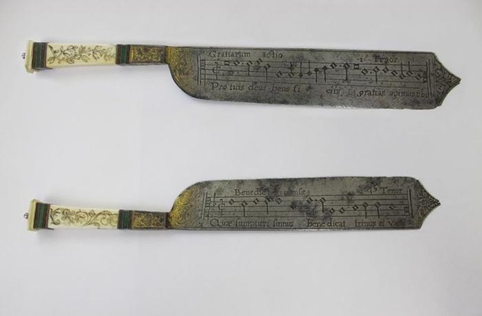 Renaissance Notation Knives