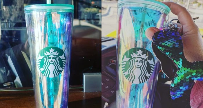 Starbucks Mermaid Tumbler