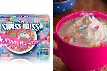 Swiss Miss Unicorn Hot Cocoa