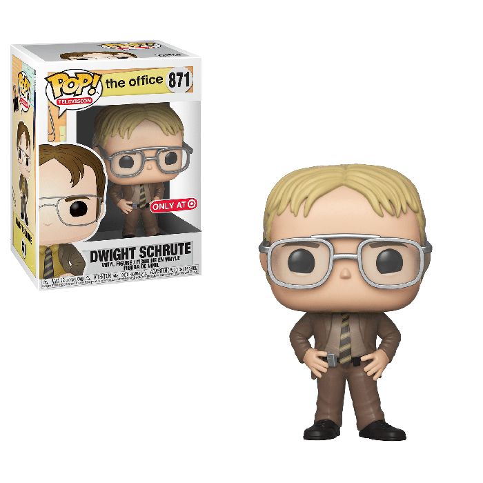 'The Office' Funko Pops Dwight Schrute