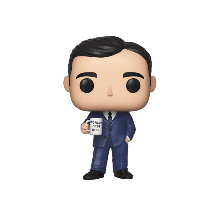 The Office Funko Pops Michael Scott
