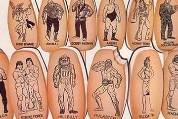WWE Ice cream bars