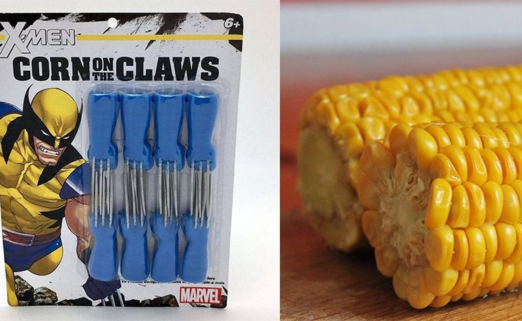 Wolverine Corn Cob holders