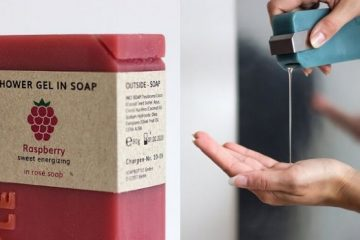 Zero Waste Soap Bottle