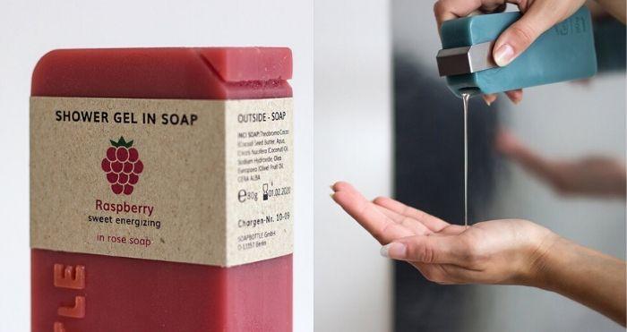 Zero Waste Soap Bottle