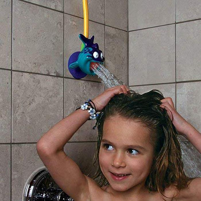adjustable height water spray