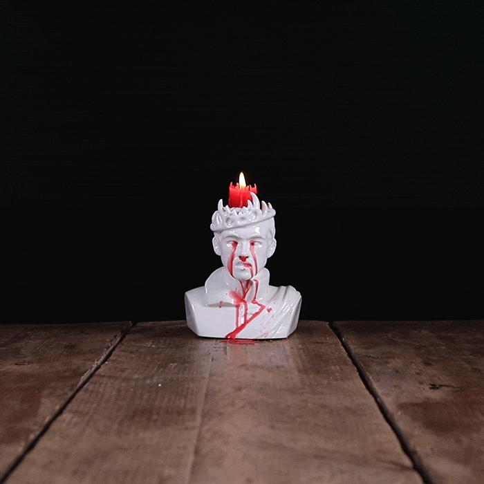 bleeding joffrey candle set