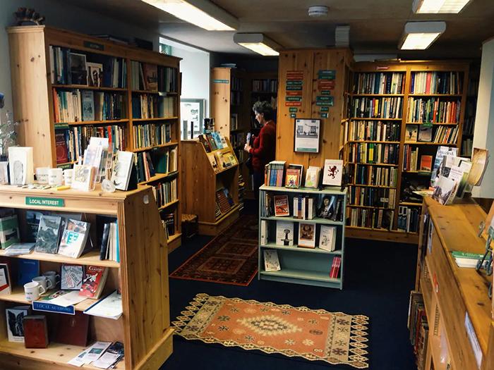 bookshop apartment