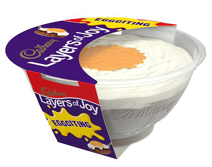 cadbury's creme egg trifle 550g