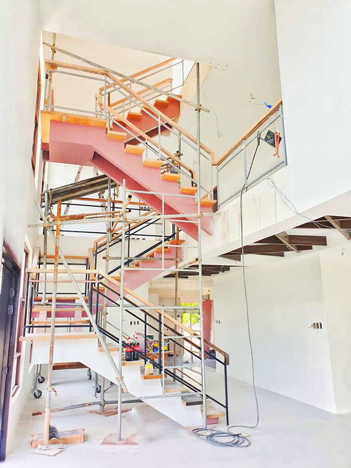 facebook success story mansion interior