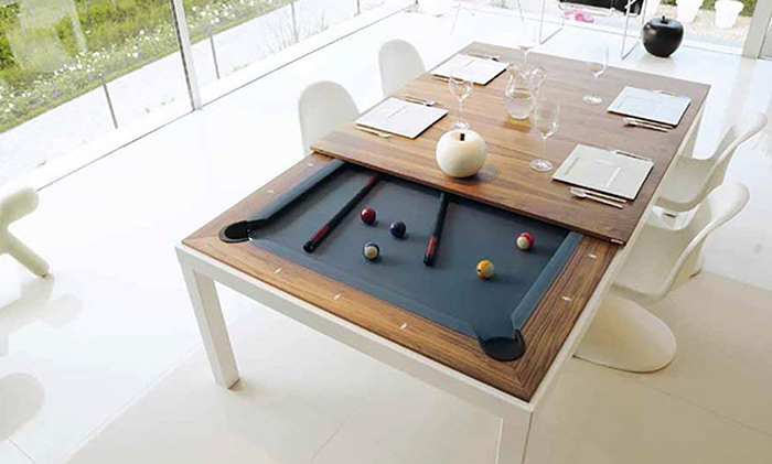 fusion pool tables dining tables