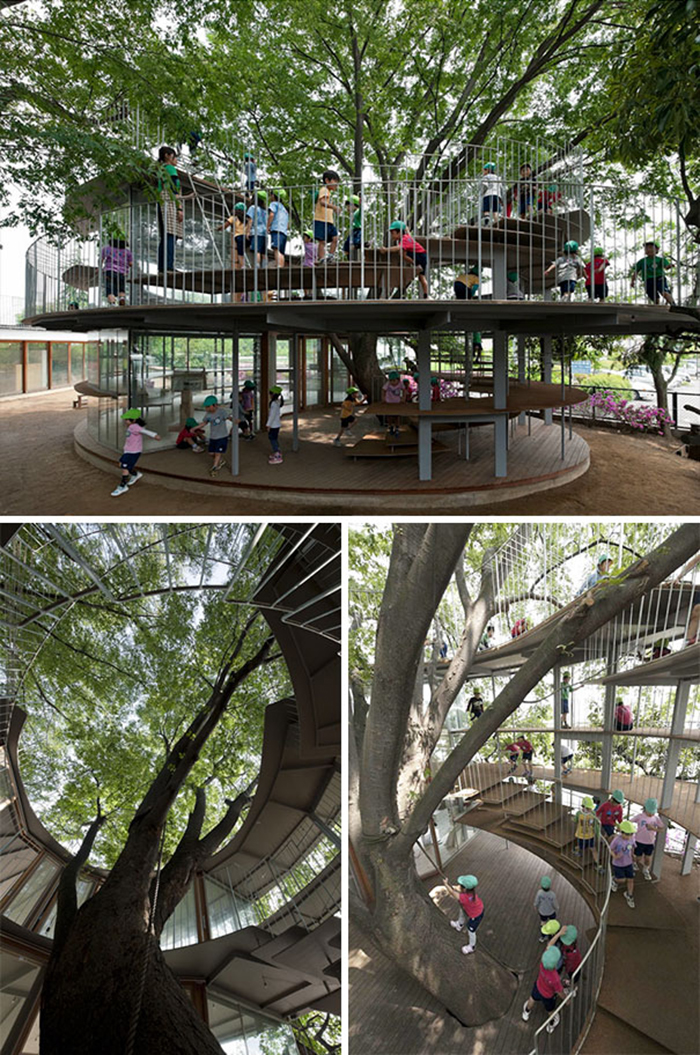 genius school ideas kindergarten treehouse