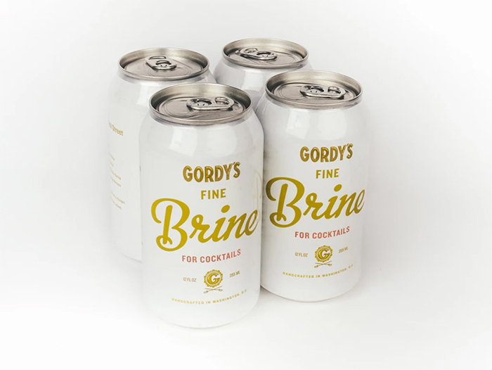 gordys fine brine for cocktails