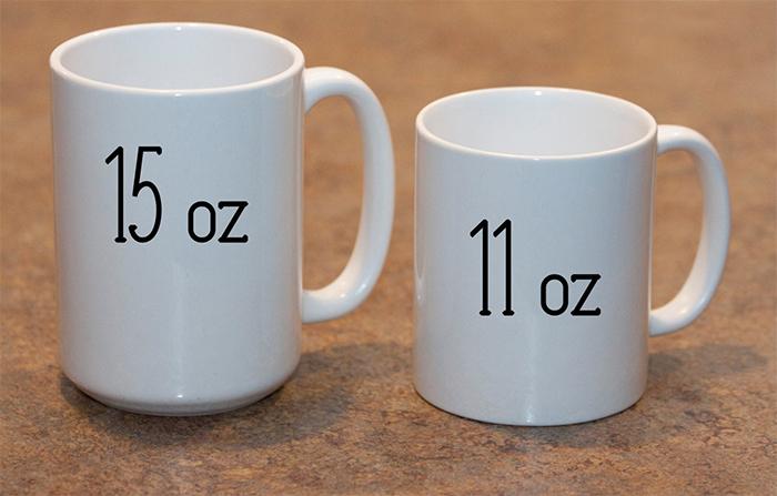 hilarious photography mugs sizes